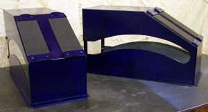 A320 rudder pedal covers