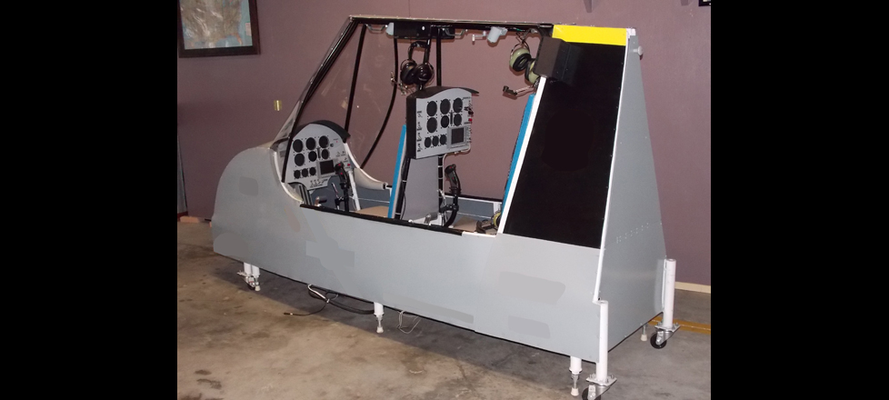 Challenger Ultralight Sim