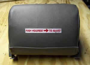 headrests 2